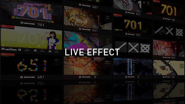 いまさら聞けない!? DARTSLIVE3のLIVE EFFECTって?