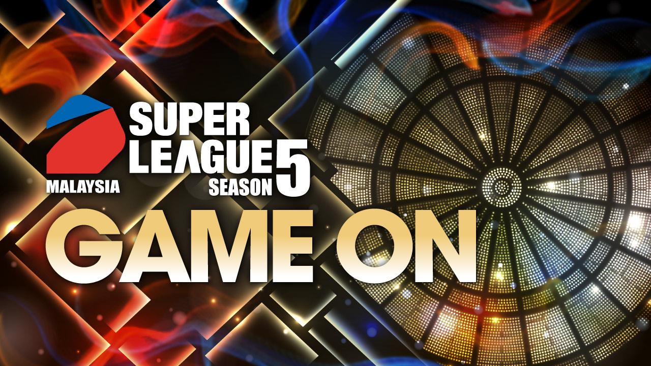 SUPER LEAGUE SEASON 5 GAME ON! | News | DARTSLIVE Malaysia ...