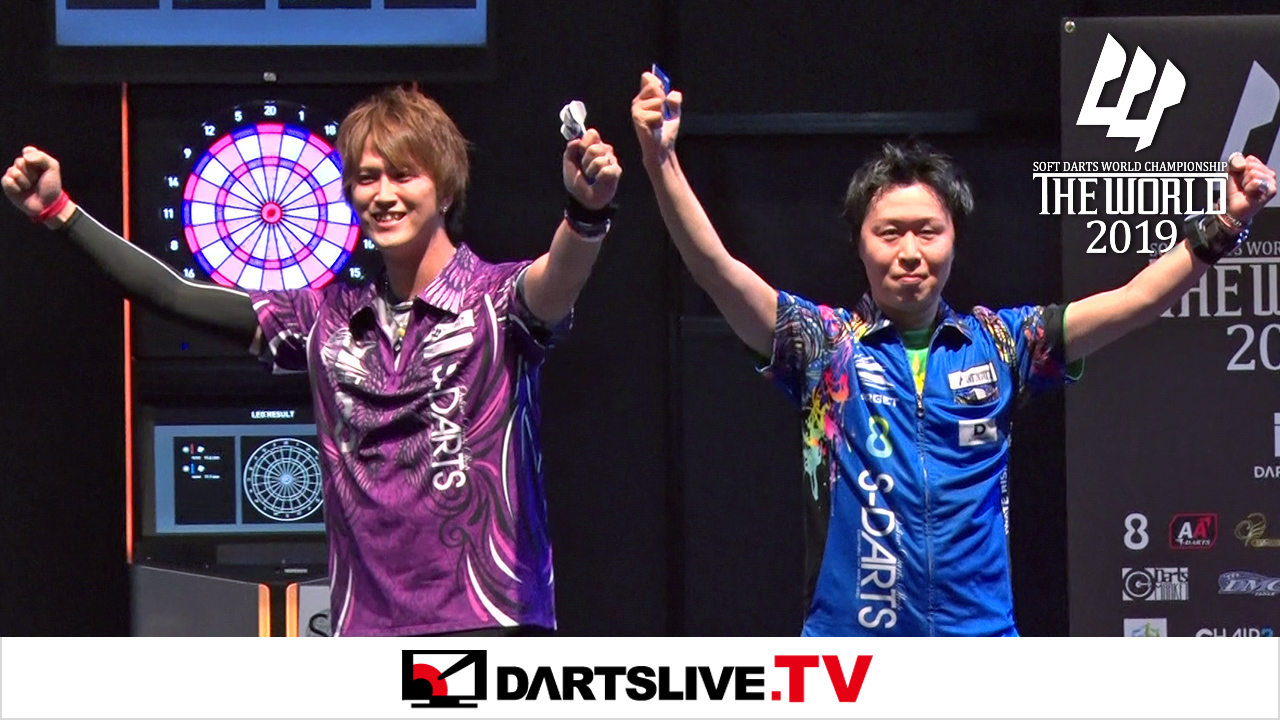 為您播放THE WORLD 2019 FEATURED MATCH 7精彩賽事【DARTSLIVE.TV】