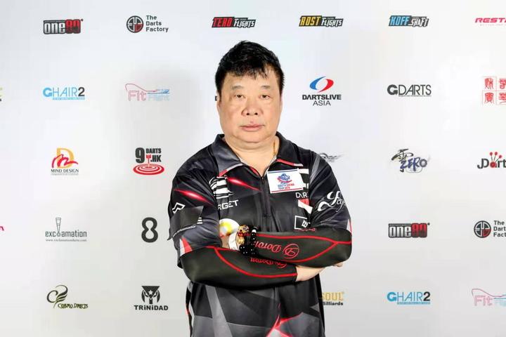 PAUL LIM(新加坡选手)