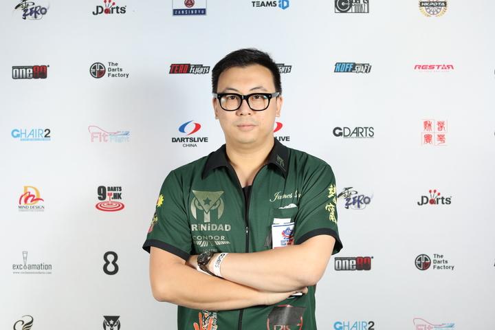 JAMES LAW(中国香港选手)