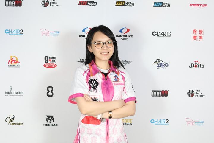 KAYA CHAN(中国澳门选手)