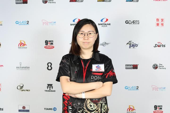 VIVIENNE LEE(中国香港选手)