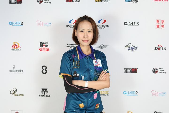 BUDA LI(中国内地选手)