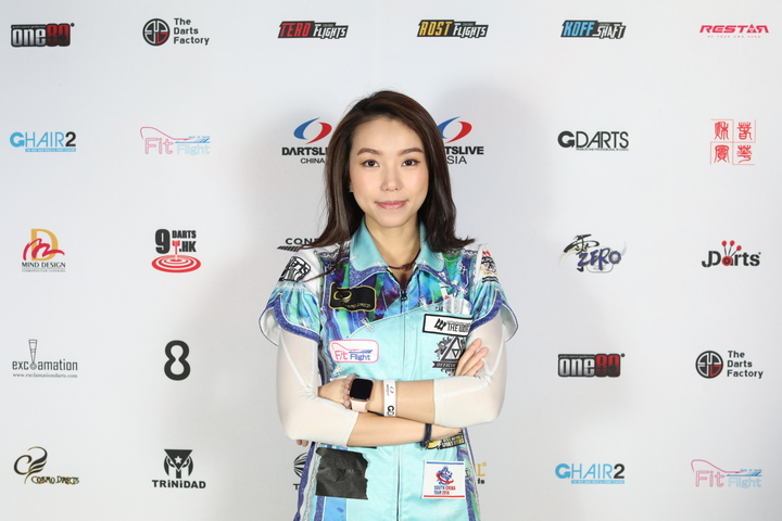 CATHY LEUNG(中国香港选手)