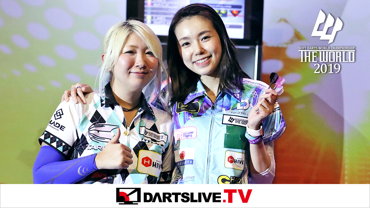 Must-See Match: Cathy Leung vs Mikuru Suzuki 【DARTSLIVE.TV】