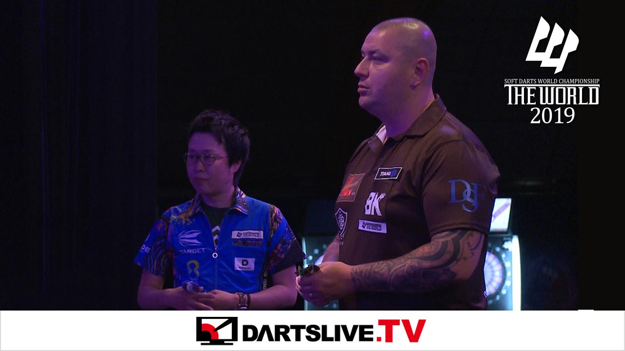 Match d'anthologie : Haruki Muramatsu vs Boris Krcmar【DARTSLIVE.TV】