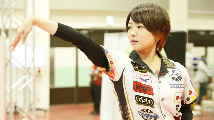 岩田夏海選手