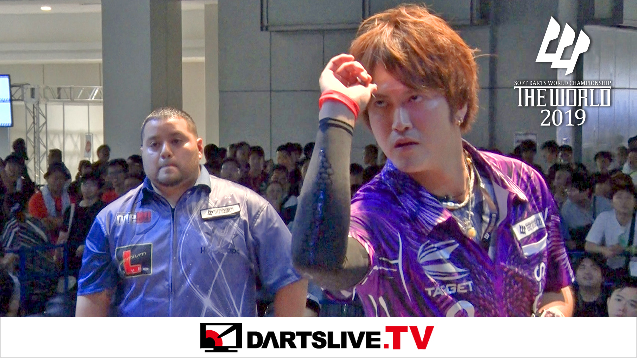 Must-See Match: Keita Ono vs Alex Reyes 【DARTSLIVE.TV】