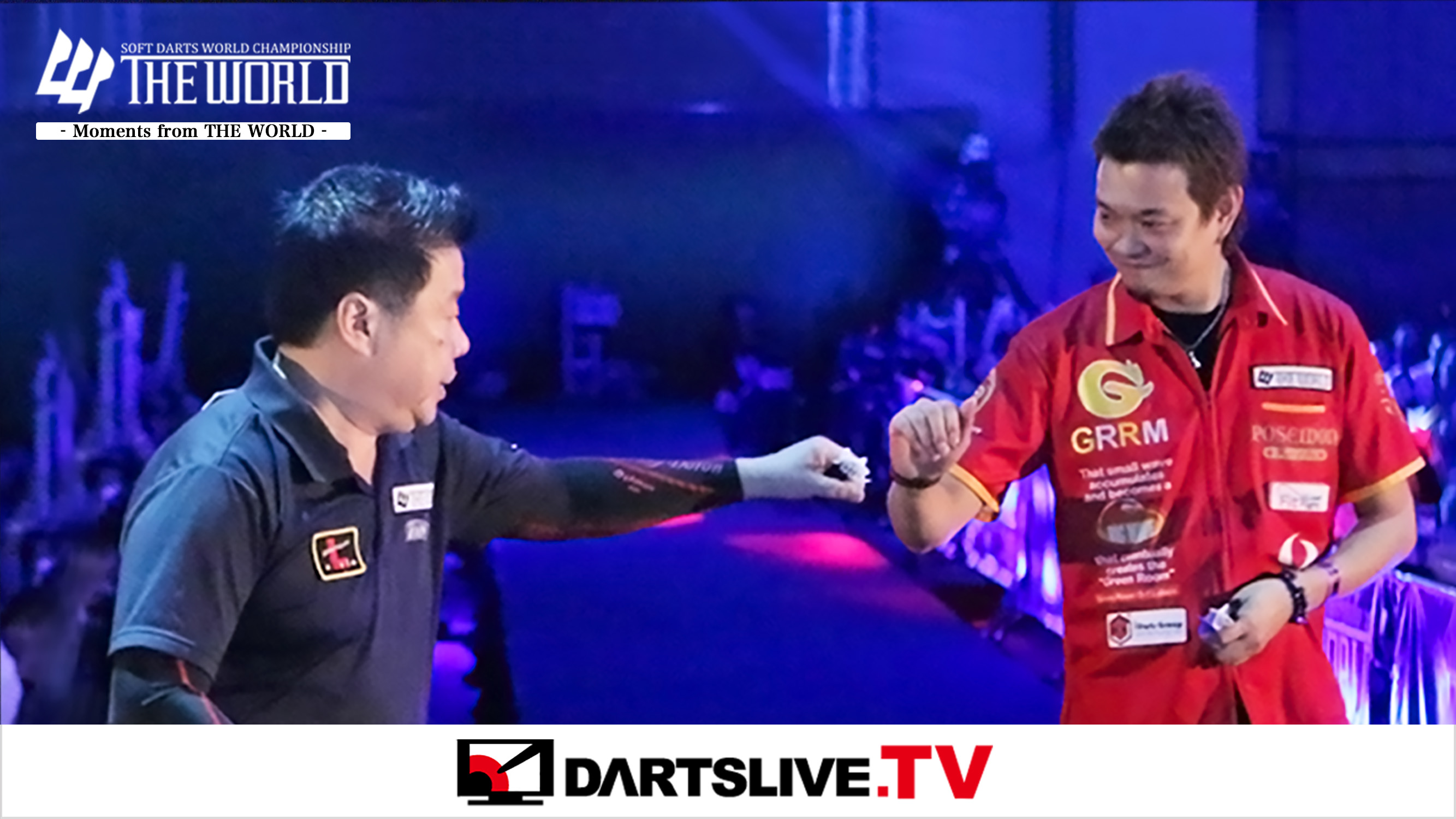 Must-See Match: Takehiro Suzuki vs Paul Lim【DARTSLIVE.TV】