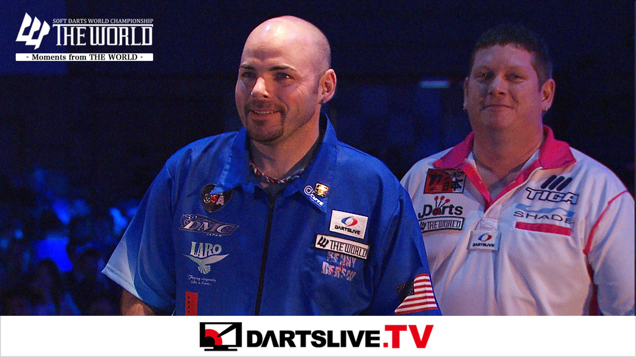 Must-See Match: Raymond Carver vs Benjamin Dersch【DARTSLIVE.TV】