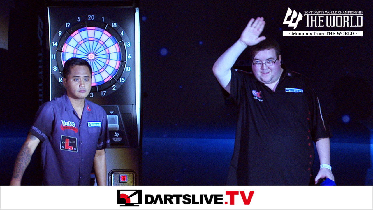 Must-See Match: Lourence Ilagan vs Stephen Bunting【DARTSLIVE.TV】
