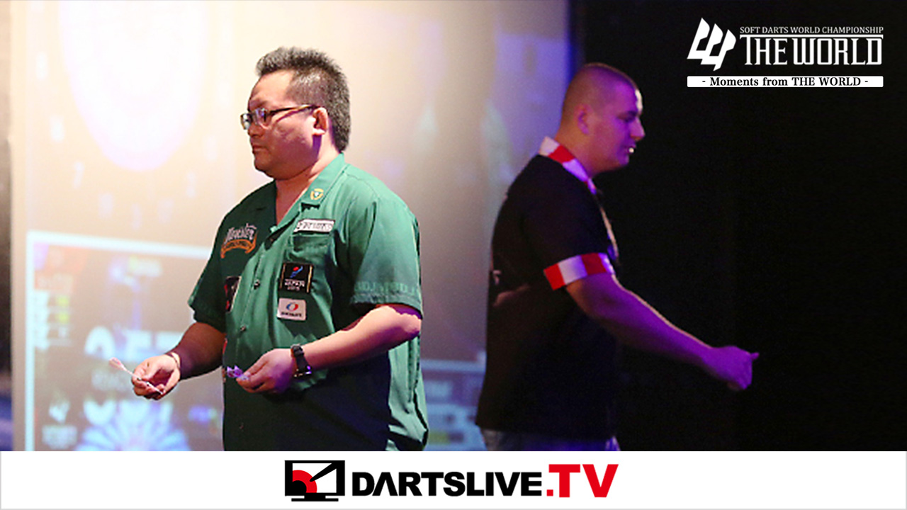 Must-See Match: Boris Krcmar vs Morihiro Hashimoto【DARTSLIVE.TV】