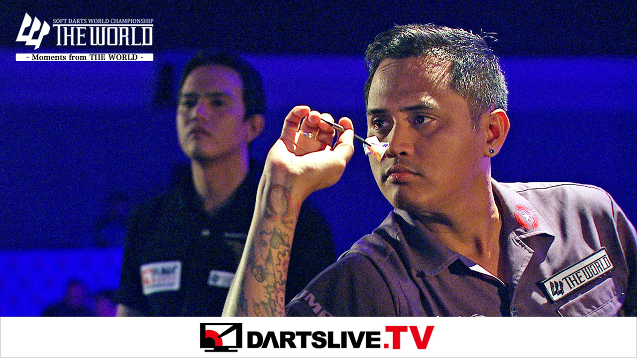 Must-See Match: Christian Perez vs Lourence Ilagan【DARTSLIVE.TV】