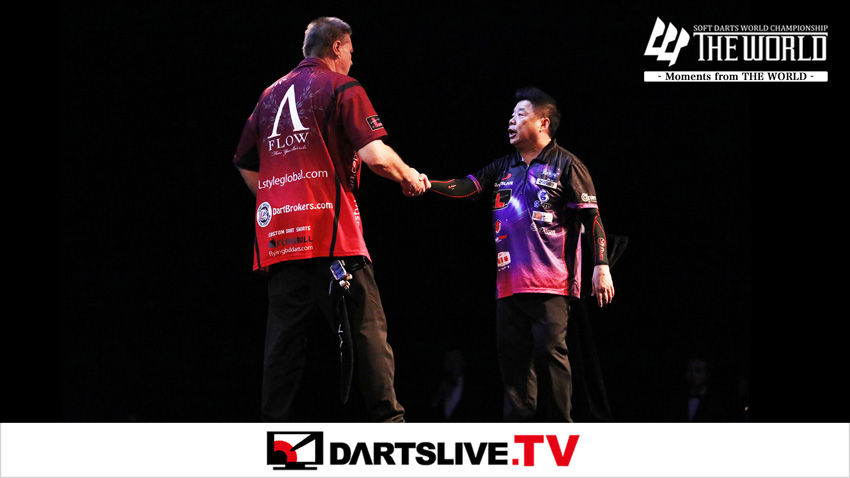 Must-See Match: Paul Lim vs Randall Van Deursen【DARTSLIVE.TV】