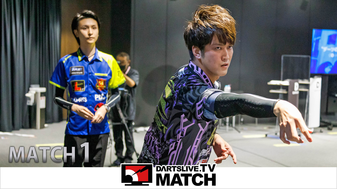 Requested Match - Keita Ono vs Masumi Chino【DARTSLIVE.TV】