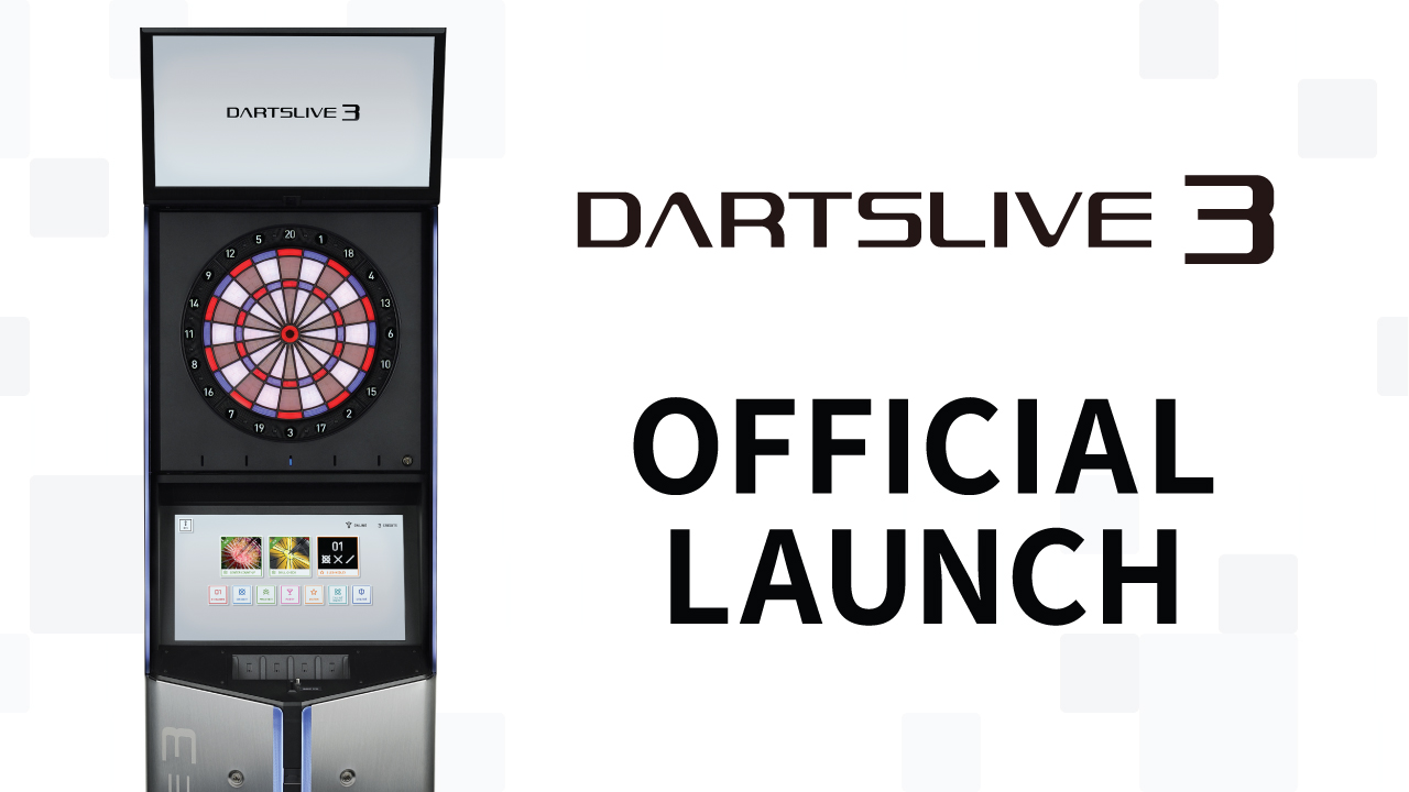 DARTSLIVE3 in Singapore! Online Match and Many More Contents Available