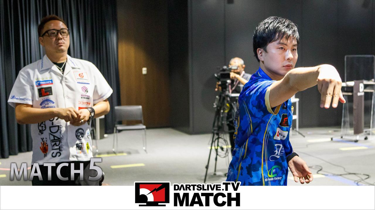 Requested Match - Masaki Oshiro vs Seigo Asada【DARTSLIVE.TV】
