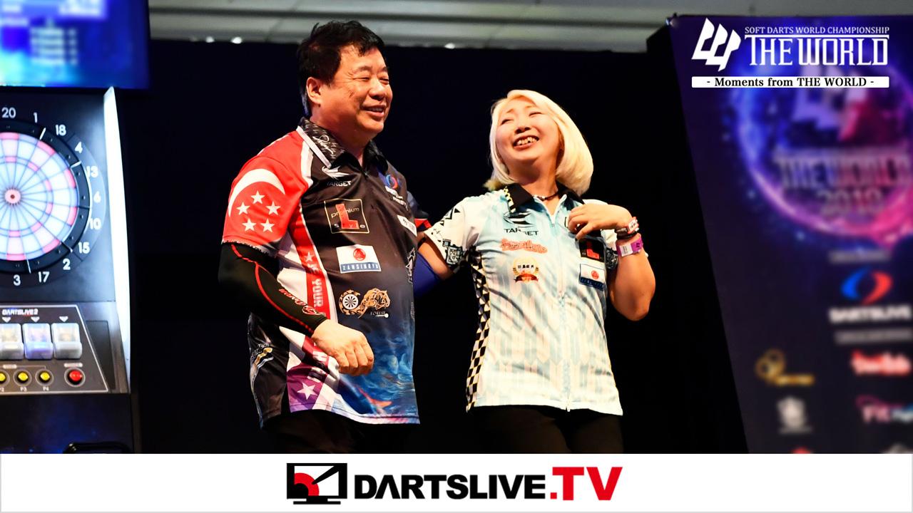 焦點賽事:Paul Lim vs Mikuru Suzuki【DARTSLIVE.TV】