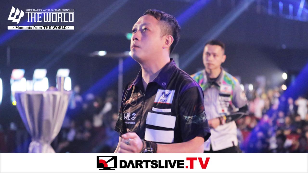 Must-See Match: Haze Leung vs Hsu Tzu-Sheng【DARTSLIVE.TV】